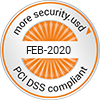 PCI DSS Security certificate