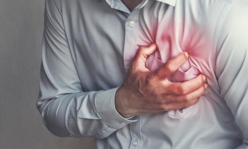 Bornholm-Krankheit Brustschmerzen