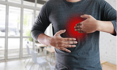 Gastroösophagealen Refluxkrankheit (GERD), Gastroösophagealen Refluxkrankheit (GERD) Symptome