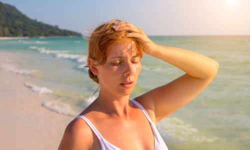 Hitzschlag: Das sind die ersten Anzeichen und Symptome