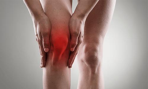 Arthrose Knie schmerzen
