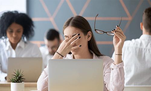 Fatigue - die permanente Erschöpfung, Müdigkeit