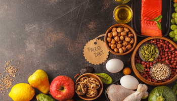 Paleo Diät Gemüse Obst