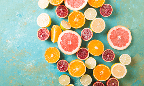 Zitrone Zitrusfruechte