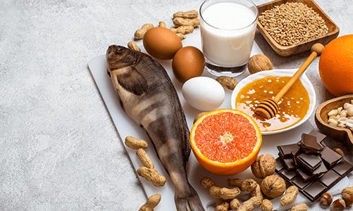 Lebensmittelallergie Folgen