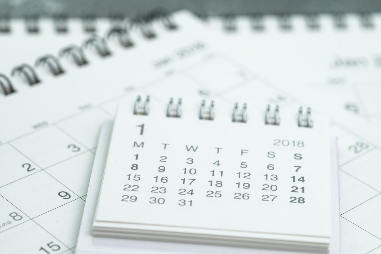 Gesundheitsmanager Kalender