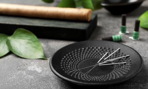 Akupunktur ist eine Therapieform der TCM