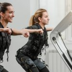 EMS Training – Muskelaufbau mit Strom