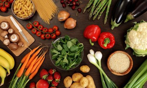 Gesunde Ernährung: die wichtigsten Regeln