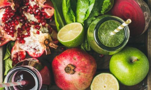 Crash Diät oder ausgewogene Ernährung?