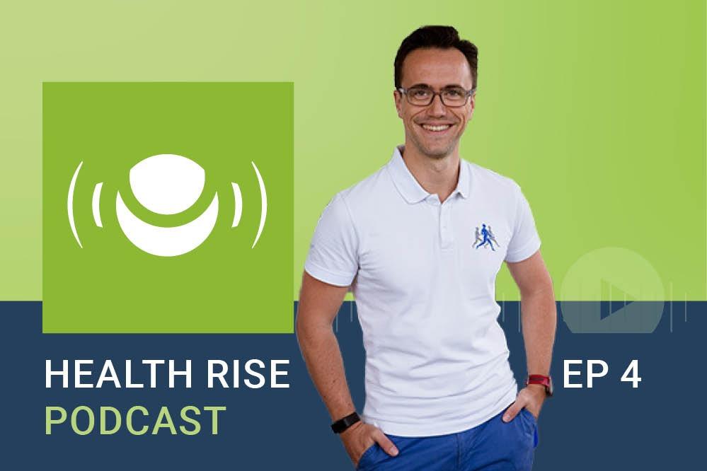 Health Rise-Podcast Alexander Gimbel