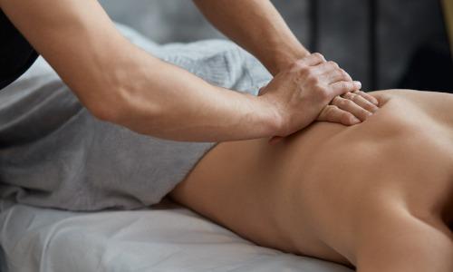 Massage als Wellness Anwendung