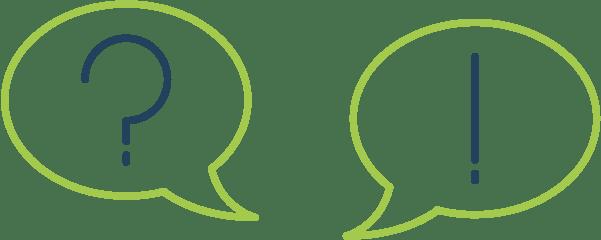 Fragen und Antworten Symbolbild