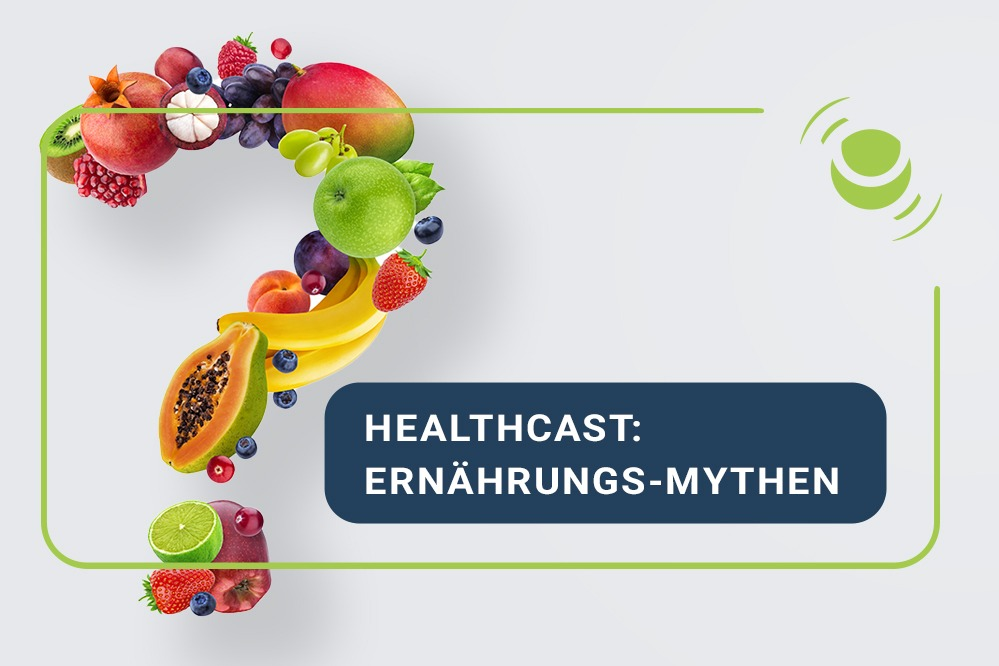 HealthCast: Ernährung-Mythen