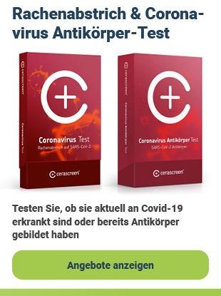 CS Test Anzeige