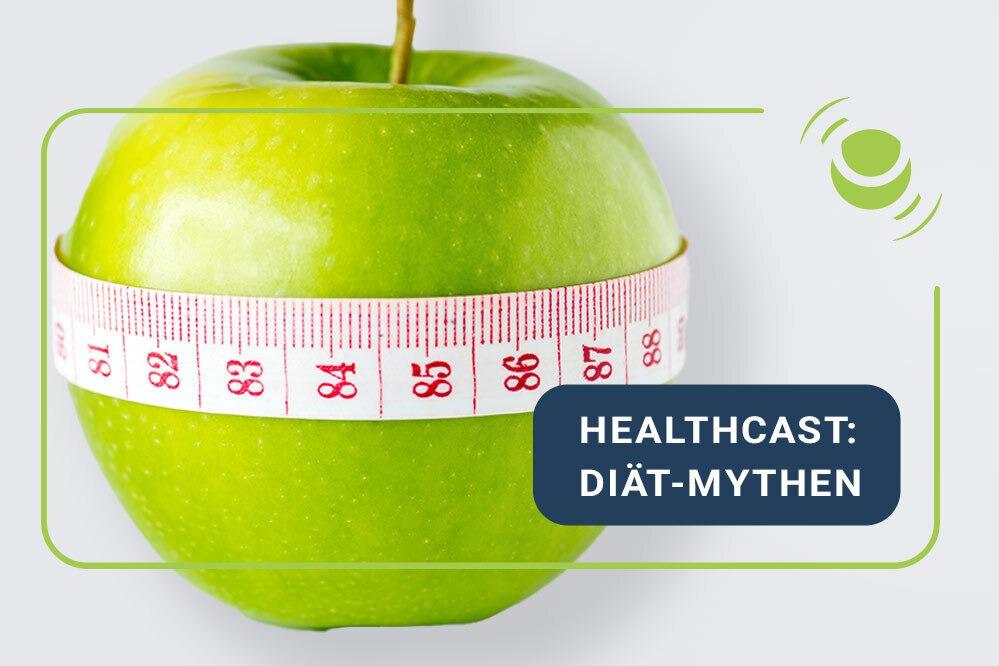 HealthCast: Diät-Mythen