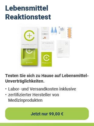cerascreen Lebensmittel-Reaktionstest bei Health Rise kaufen
