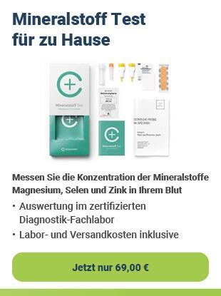 cerascreen Mineralstofftest bei Health Rise kaufen
