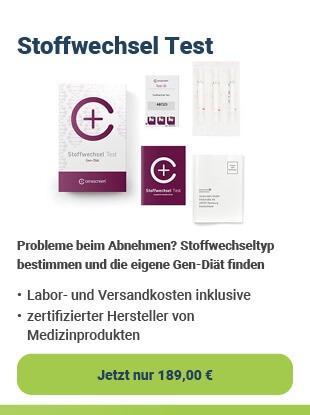 cerascreen Stoffwechsel-Test für zu Hause bei Health Rise kaufen