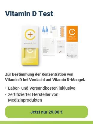 cerascreen Vitamin D-Test für zu Hause bei Health Rise kaufen