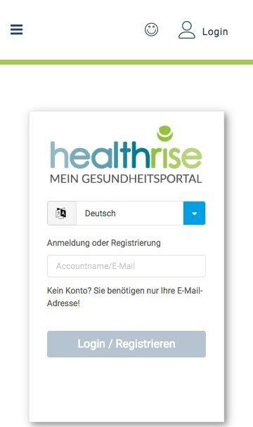 1. Registrierung