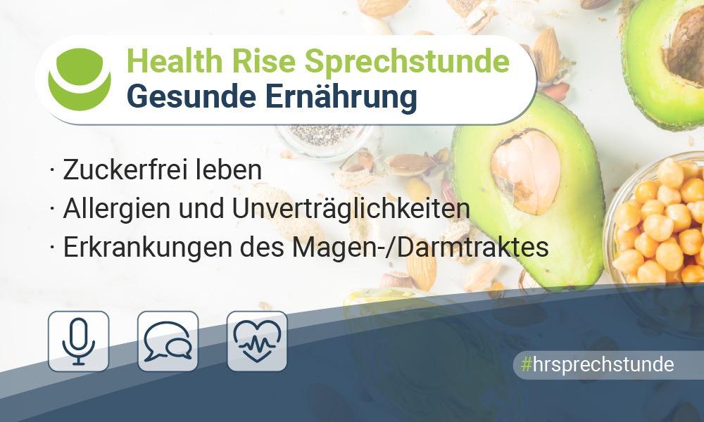 Erste HR-Sprechstunde: Gesunde Ernährung