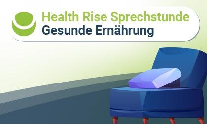 Was ist die Health Rise-Sprechstunde?