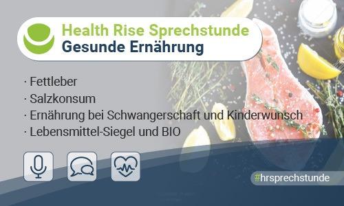 HR-Sprechstunde Gesunde Ernährung #2