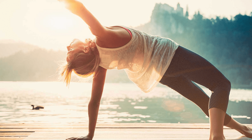 Entspannendes Hatha-Yoga Online (Präventionskurs § 20 SGB)