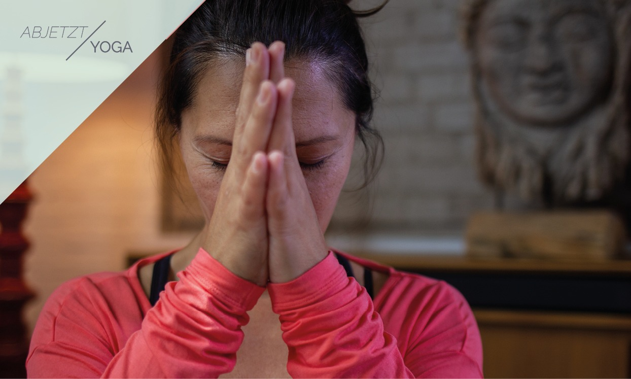 ABJETZT/YOGA – Online-Yogakurs (Präventionskurs § 20 SGB)
