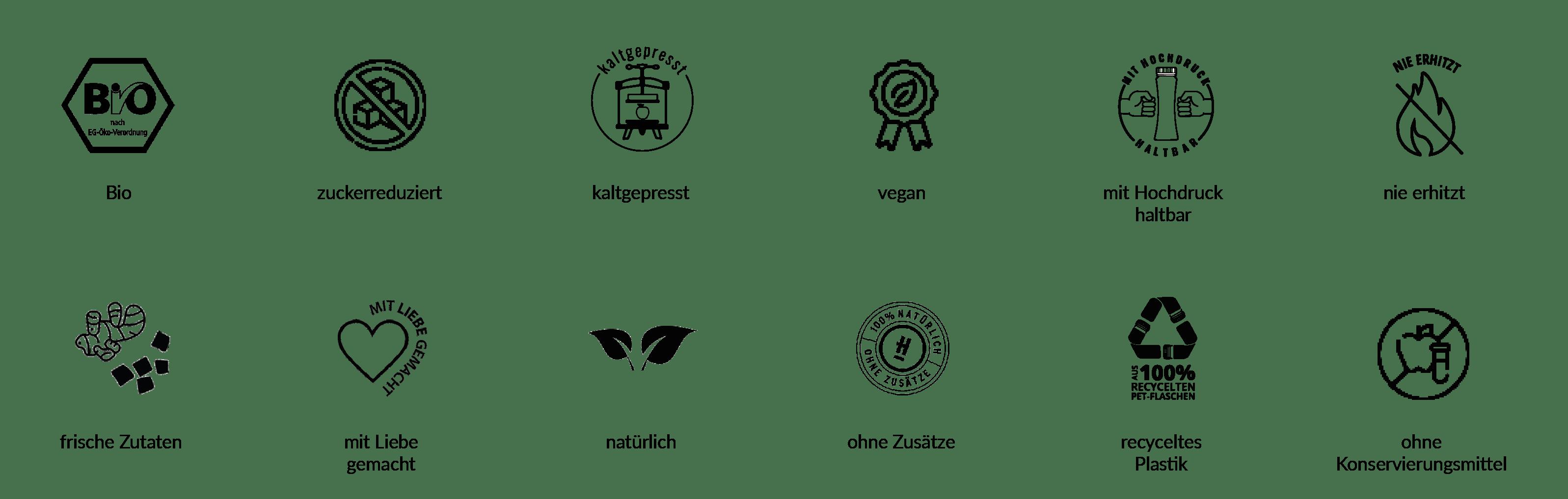Icon Kriterien