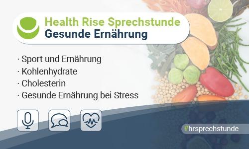 HR-Sprechstunde Gesunde Ernährung #4