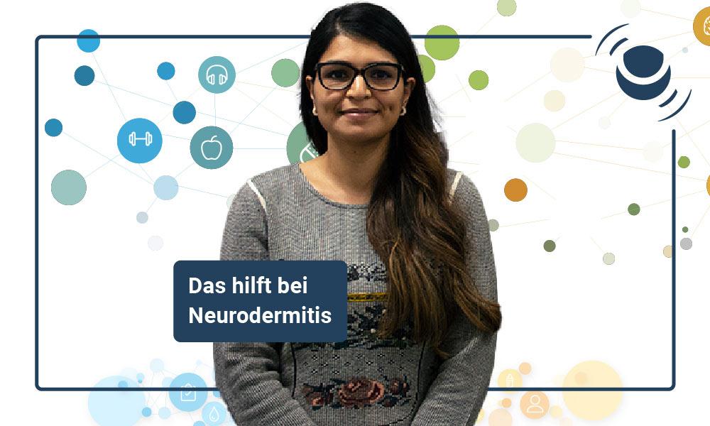 Das hilft bei Neurodermitis
