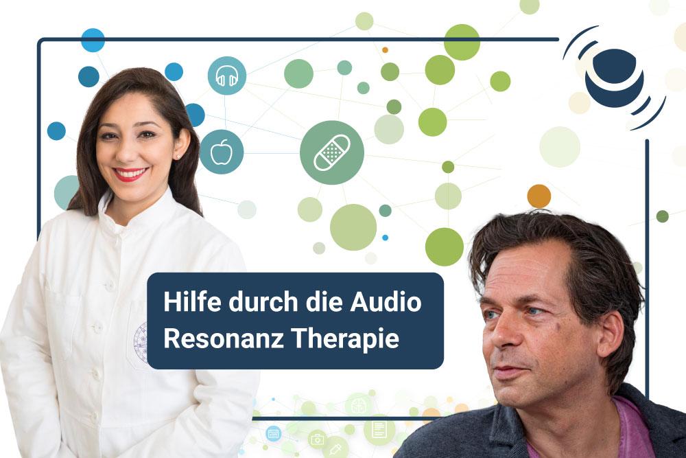 Stress und Ängste überwinden mit der Audio Resonance Therapy (ART)