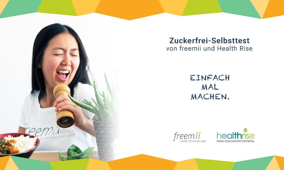 Die Zuckerfrei-Challenge mit Mio von freemii