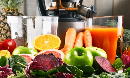 Gemüsesäfte aus dem Slow Juicer – ein Erfahrungsbericht