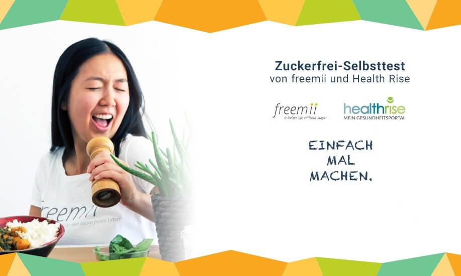 Zuckerfrei-Special mit freemii