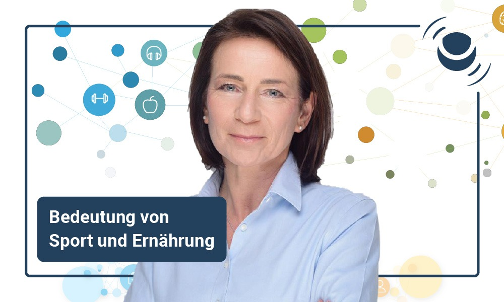Sporternährung – Heike Lemberger erklärt ihre Bedeutung