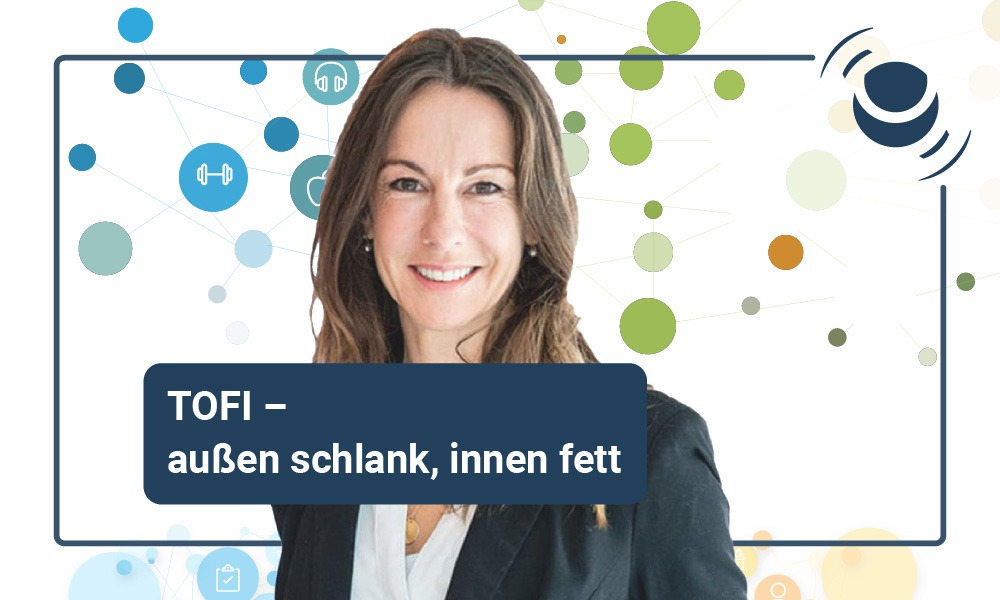 TOFI – Außen schlank, innen fett mit Franca Mangiameli