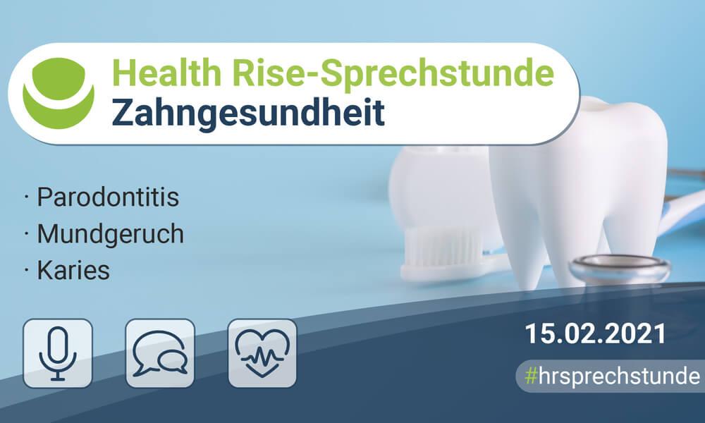 HR-Sprechstunde 7: Zahngesundheit