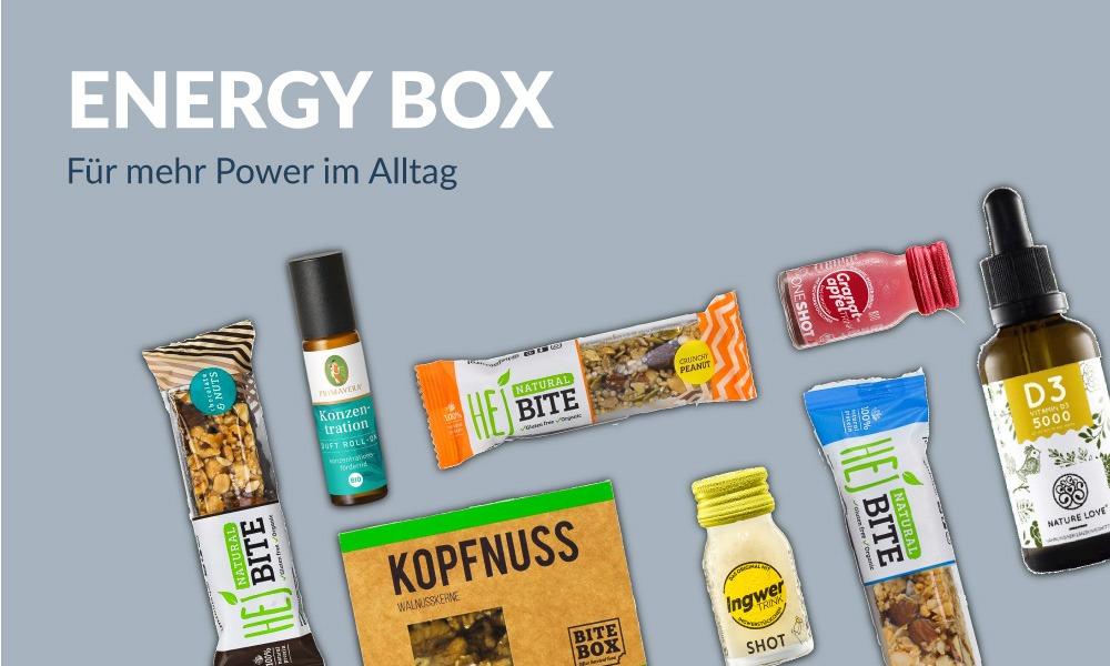 energy box health rise