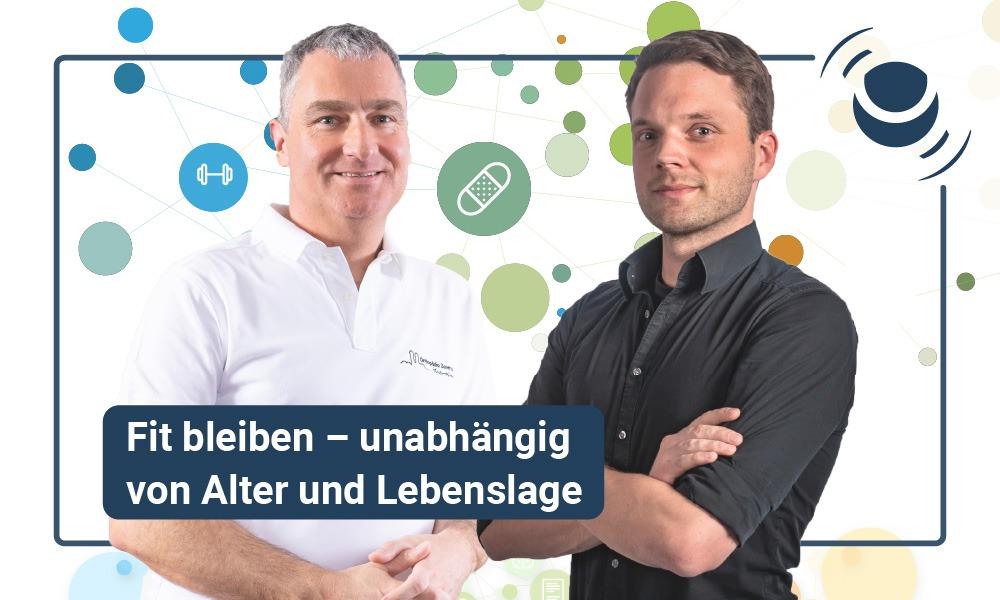 Fit bleiben – unabhängig von Alter und Lebenslage mit Dr. Thore-Björn Haag und Dr. Christian Schneider