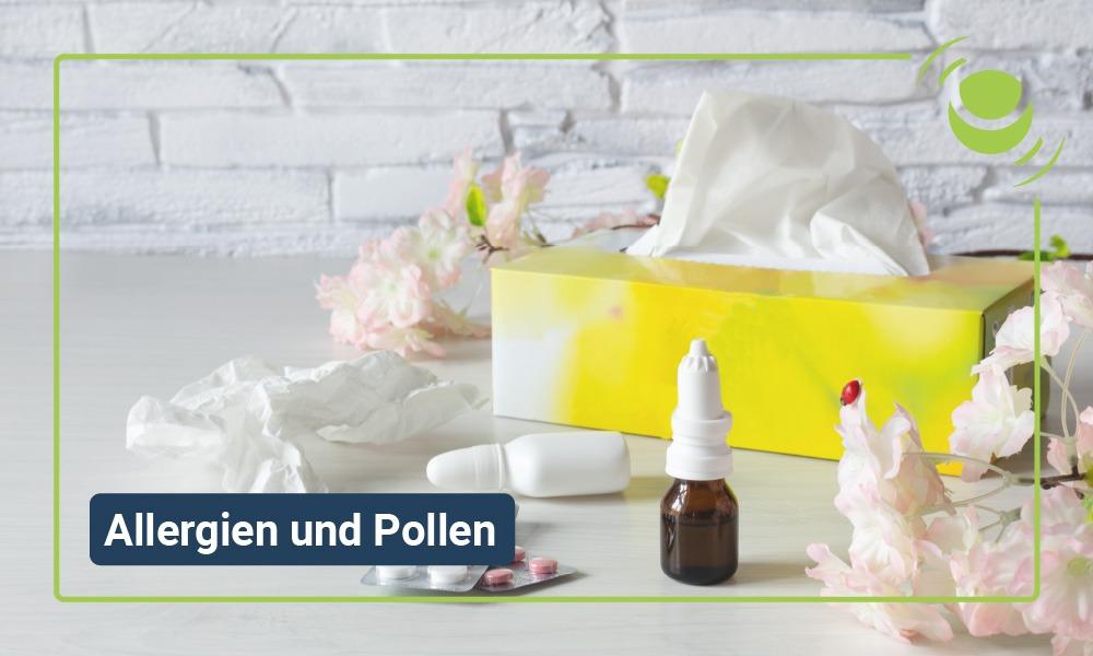 Allergien und Pollen