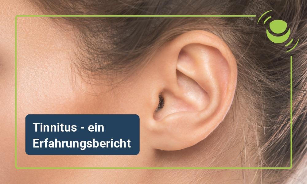 Erfahrungsbericht: Das Leben mit dem Tinnitus