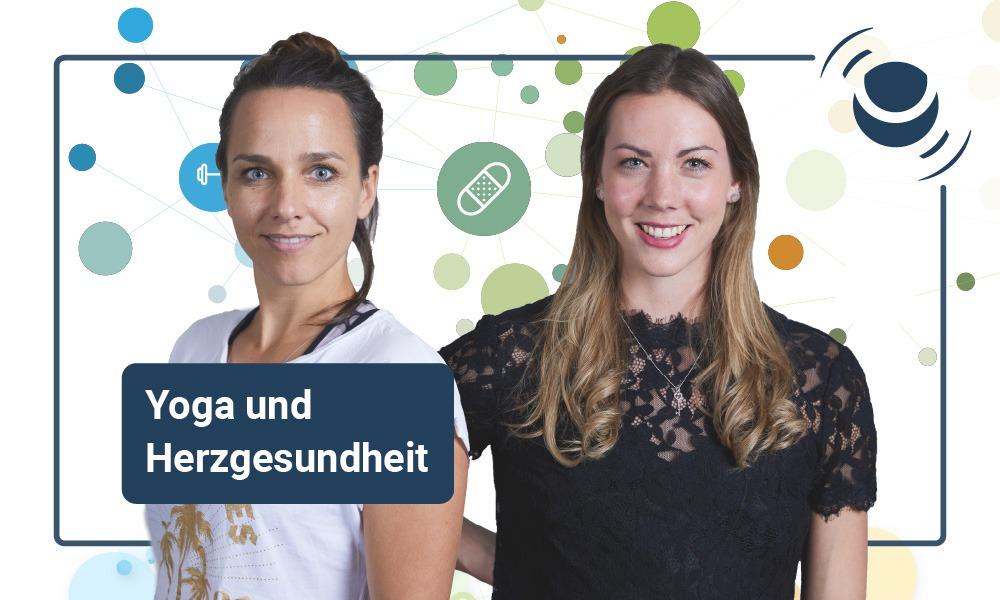 Yoga und Herzgesundheit mit Tine Bielecki und Katharina Bauer