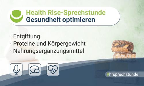 Health Rise Sprechstunde-Gesundheit-optimieren