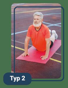 Bewegung stärkt die Gesundheit
