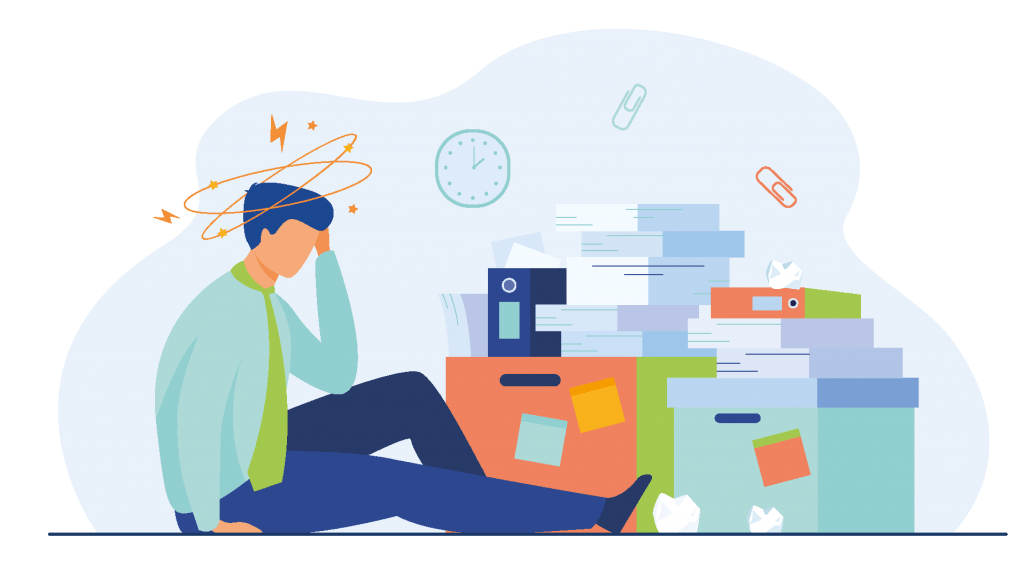 Stress reduzieren im Homeoffice