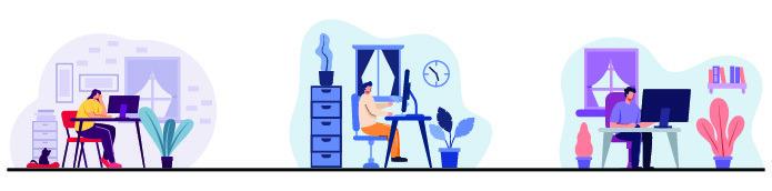 Betriebliche Gesundheitsförderung im Homeoffice