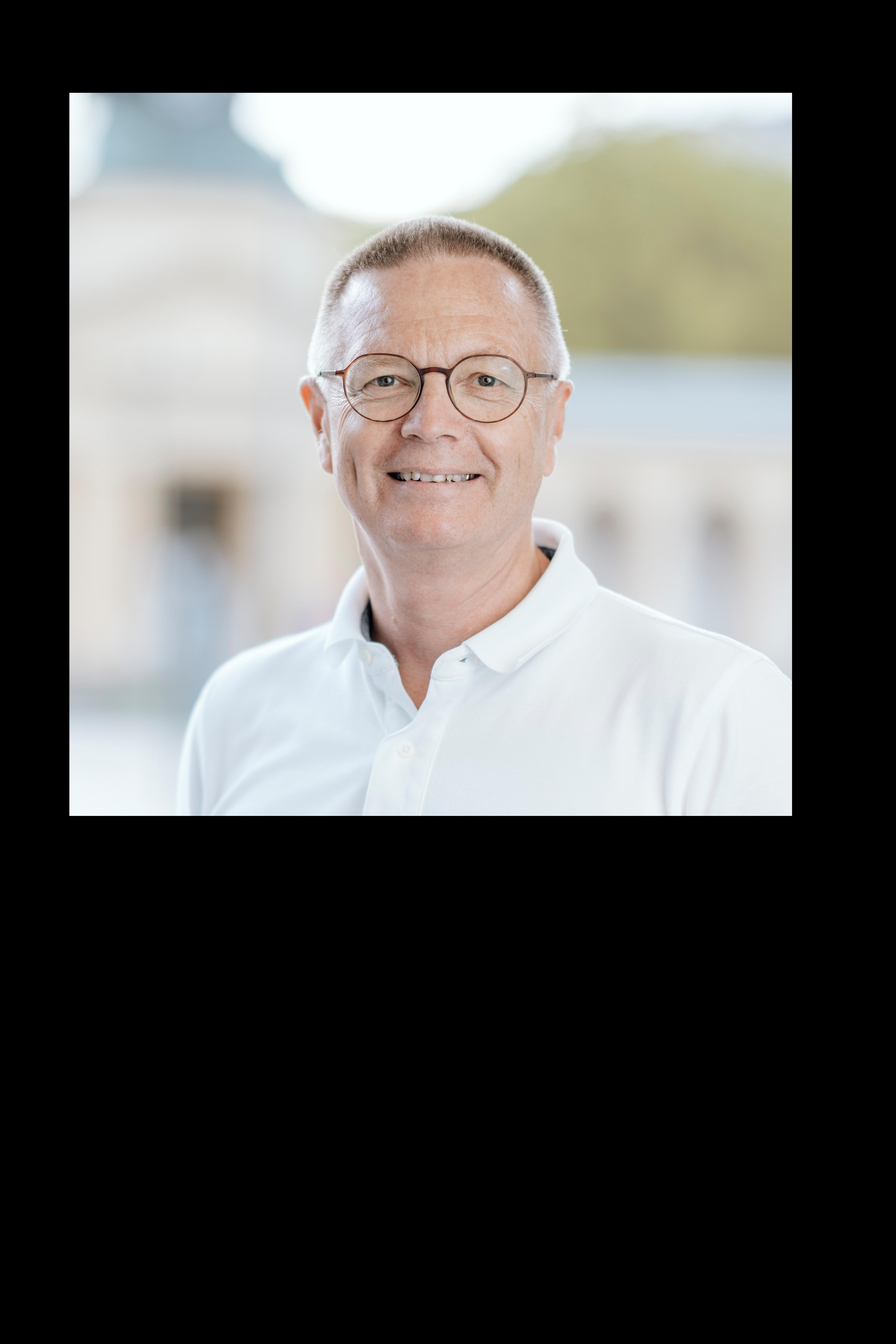 Dr. Martin Pinsger